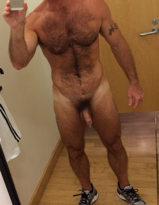Hairy Men Naked Pictures
