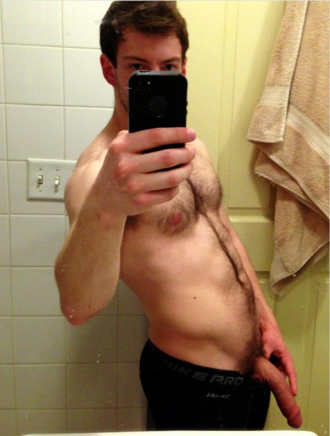 Hung Hairy Guy