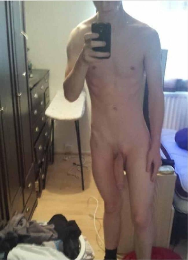Nude Boy Long Cock